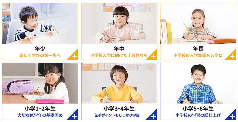 学研教室の公式サイトのトップページ